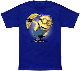 Bowing Minion T-Shirt
