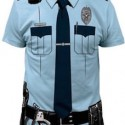 Cop Uniform t-shirt
