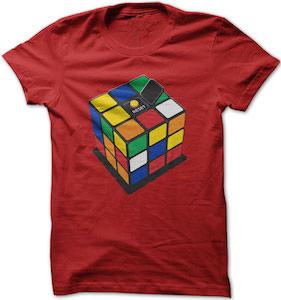 Rubik's Cube Reset T-Shirt