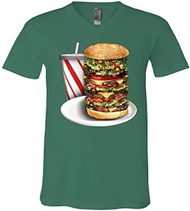 Super Burger T-Shirt