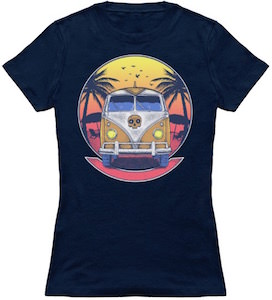 Beach Van T-Shirt