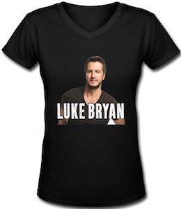 Luke Bryan Women's T-Shirt