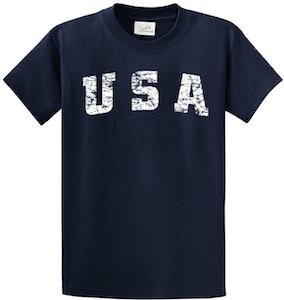 USA Logo T-Shirt