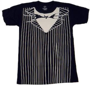 Jack Skellington Costume T-Shirt