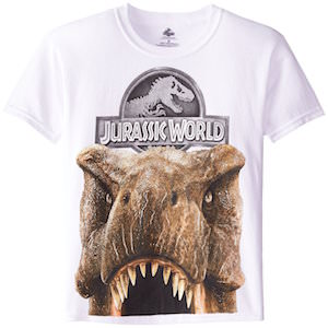 Jurassic World Roaring Dinosaur T-Shirt