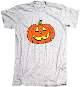 Smiling Pumpking T-Shirt