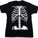 Skeleton Rib Cage Costume T-Shirt