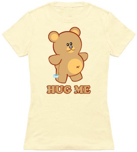 Teddy Bear Hug T-Shirt
