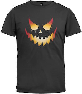 Evil Jack-O'-Lantern T-Shirt
