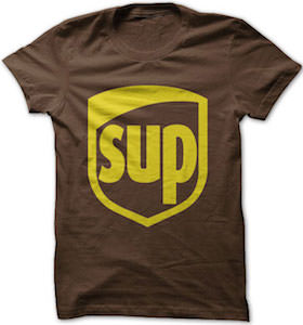 SUP Logo T-Shirt
