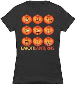 Emoti Lanterns T-Shirt