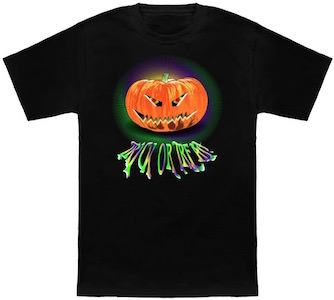 Trick Or Treat Pumpkin T-Shirt
