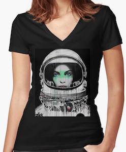 Female Astronaut T-Shirt