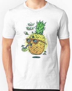 Juicy Juicy Pineapple T-Shirt