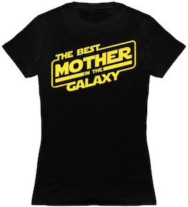 The Best Mother Of The Galaxy T-Shirt