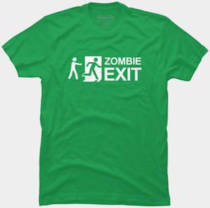 Zombie Exit T-Shirt