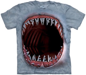 Shark Week Teeth T-Shirt