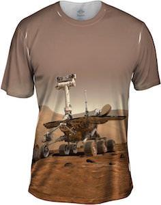 NASA Mars Rover T-Shirt