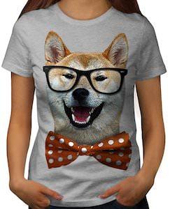 Sharp Looking Dog T-Shirt