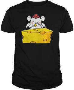 Mouse Dinner Time T-Shirt