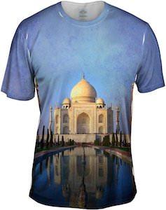 Taj Mahal Photo T-Shirt