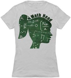Math Head T-Shirt