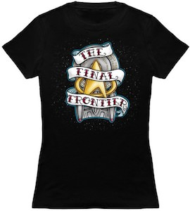 Star Trek The Final Frontier T-Shirt