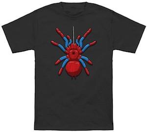 Spider Dressed Like Spider-Man T-Shirt