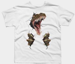 Raptor Escape T-Shirt