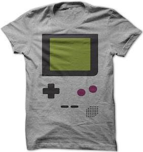 Game Boy Costume T-Shirt