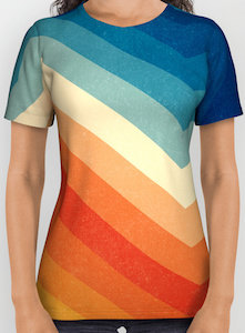 Bands Of Color T-Shirt