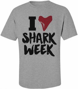 I Heart Shark Week T-Shirt