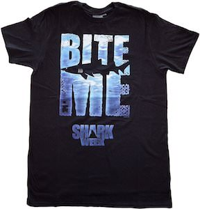 Bite Me Shark Week T-Shirt