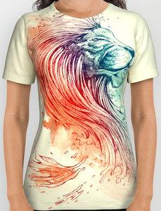 Lion Wave T-Shirt