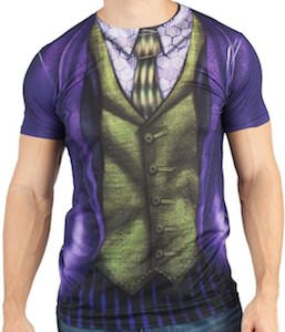 The Joker Costume T-Shirt