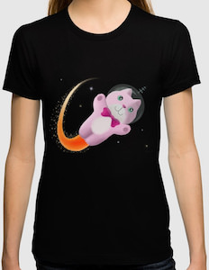 Space Kitty T-Shirt