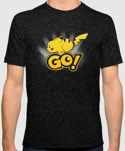 Pokemon Go! T-Shirt