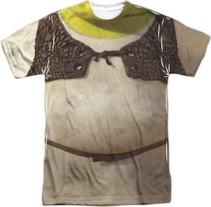 Shrek Costume T-Shirt
