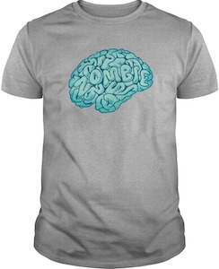 Brains Of A Zombie T-Shirt