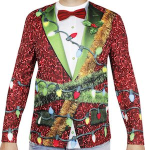Christmas Suit T-Shirt