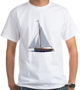 Classic Sail Boat T-Shirt