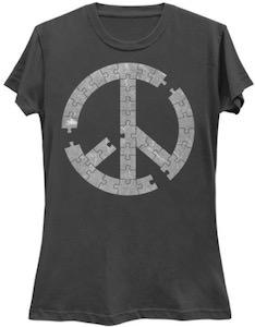 Peace Puzzle T-Shirt