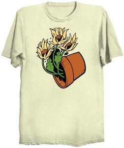 Falling Flowers T-Shirt