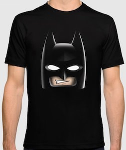 Head Of Batman T-Shirt
