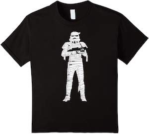Star Wars Mummy Stormtrooper T-Shirt