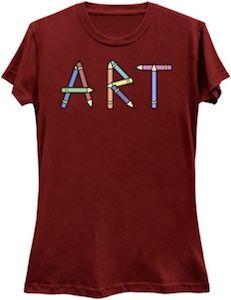Art Of Pencils T-Shirt