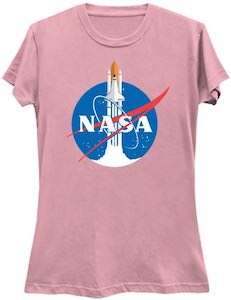 NASA Space Shuttle T-Shirt