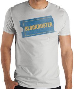 Blockbuster Logo T-Shirt