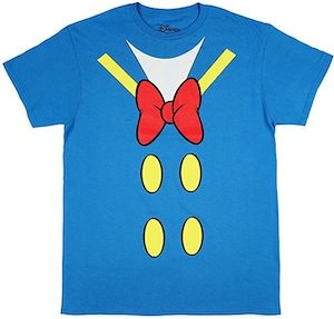 Donald Duck Costume T-Shirt