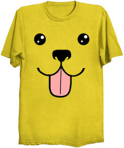 Dog Face T-Shirt